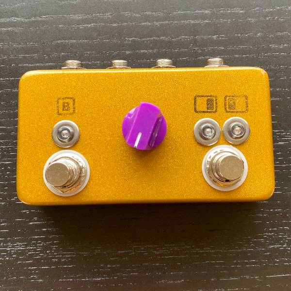 A top-down view of the Haynes Effects positional boost